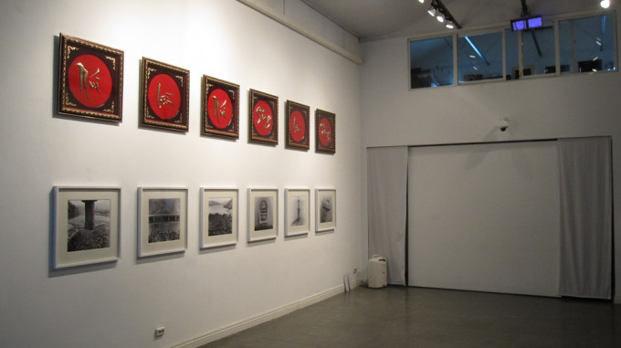 """Dự cảm Sông"" in ""River Scape in Flux"" Exhibition – 2012"
