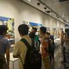 """Thay hình đổi mặt"" exhibition at l'espace"