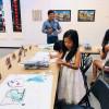 worcester museum art open studio – 2018