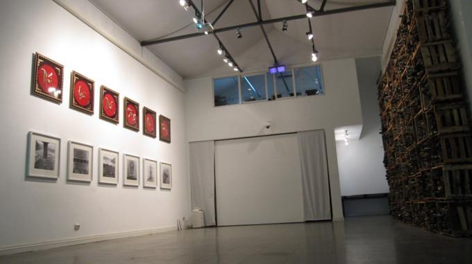 """Dự cảm Sông"" in ""River Scape in Flux"" Exhibition – 2012"