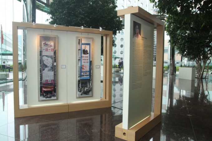 """""""VIETNAM NOW"""" Exhibition at Exchange Square, Hong Kong – 2012"""