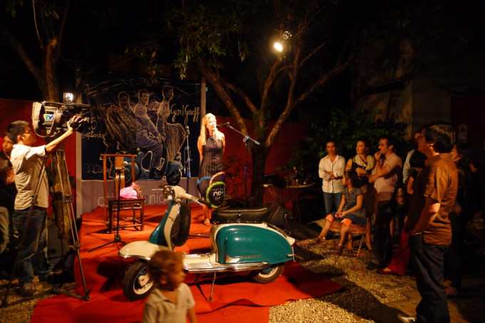 """""""The road home is far away"""" at Chula 2012"""