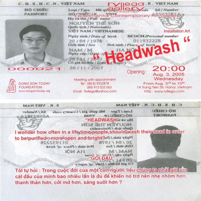 Headwash – Gội đầu – 2005