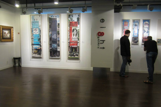 Từ Phố Phái đến Nhà Mặt Phố-Exhibition at Eight Gallery