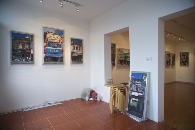 Open studio at 502 studio