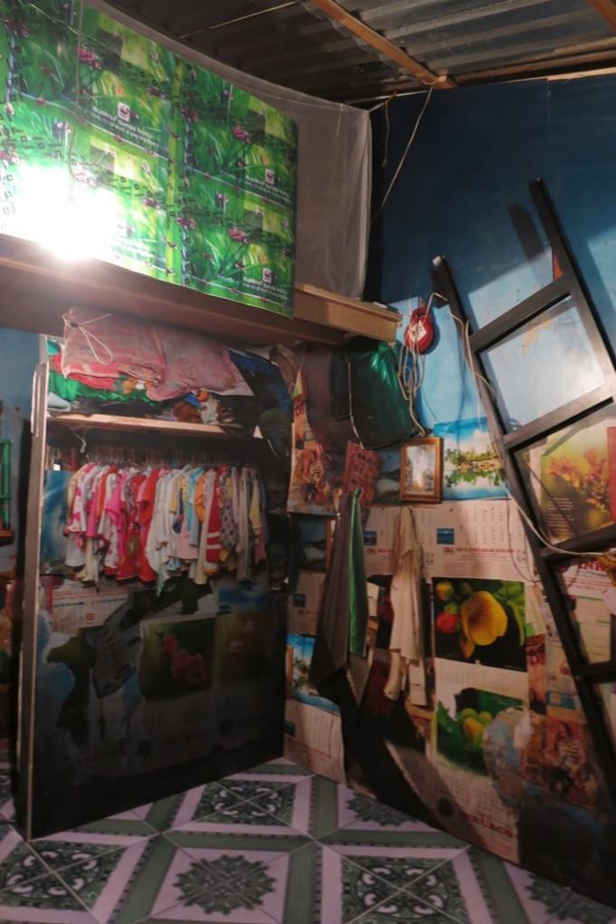 8m2- Photo-installation exhibition at Goethe Institut 2015
