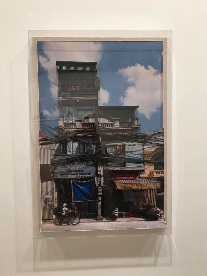 Vietnam Eyes: blood, sweat and tears-Saatchi 2017
