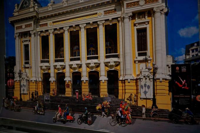 Hà Nội – Huế – Sài gòn – Hầm nhà quốc hội – 2018