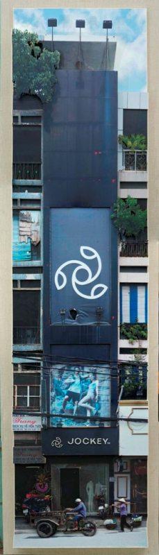 Nhà mặt phố – Sài gòn 2012
